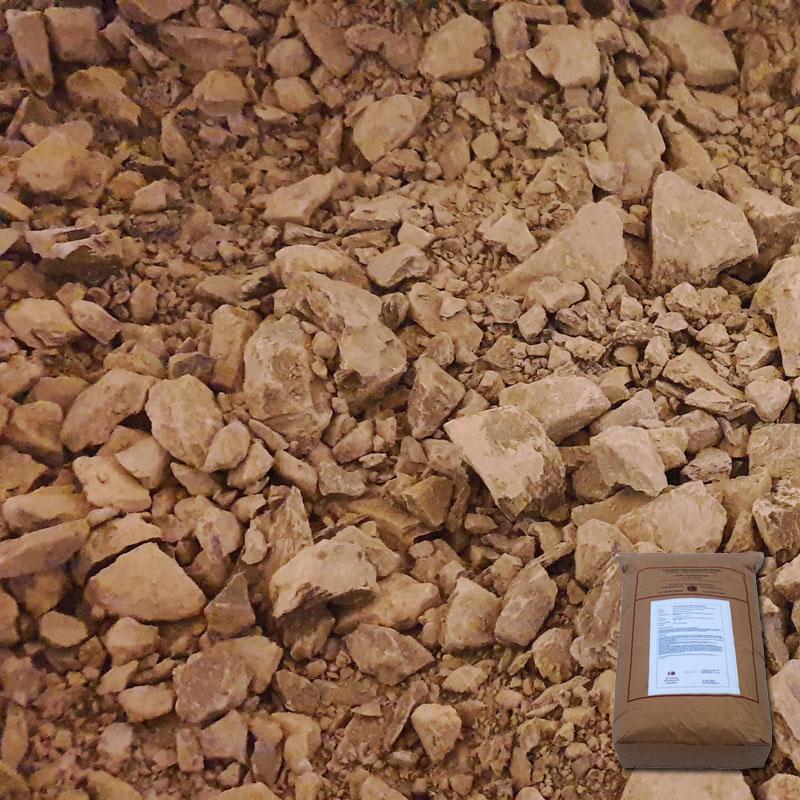 Lehmschüttung Rapido trocken 25kg Sack - 101011013021311